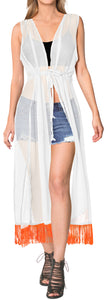 la-leela-kimono-kimono-cardigan-biikini-cover-up-jacket-loose-soft-fabric-loose-blouse-cover-up-Ghost White_A285