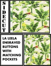Load image into Gallery viewer, LA LEELA Shirt Casual Button Down Short Sleeve Beach Shirt Men Aloha Pocket shirt Cream_AA14
