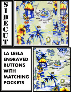 la-leela-shirt-casual-button-down-short-sleeve-beach-shirt-men-aloha-pocket-Beige_AA111