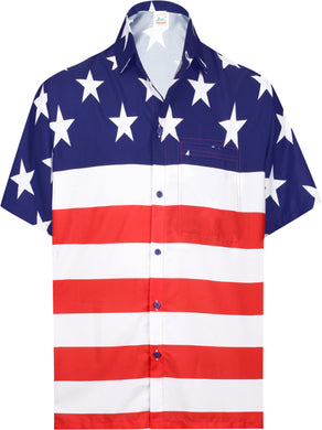 la-leela-mens-holiday-american-us-flag-button-down-short-sleeve-hawaiian-camp-shirt-red_aa285