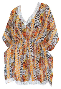 la-leela-cover-ups-beach-bikini-wear-swimsuit-caftan-dress-womens-printed