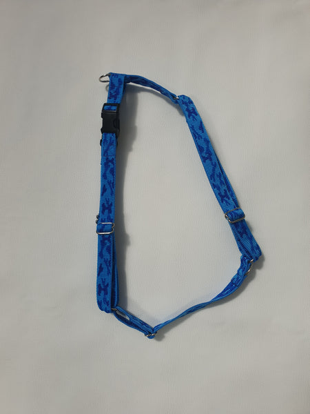 Medium 19mm Patterned Web Harness