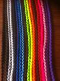 "Braided Paracord Slip Collar 24"" - 32"""