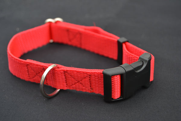 S 19mm Patterned Adjustable Clip Collar