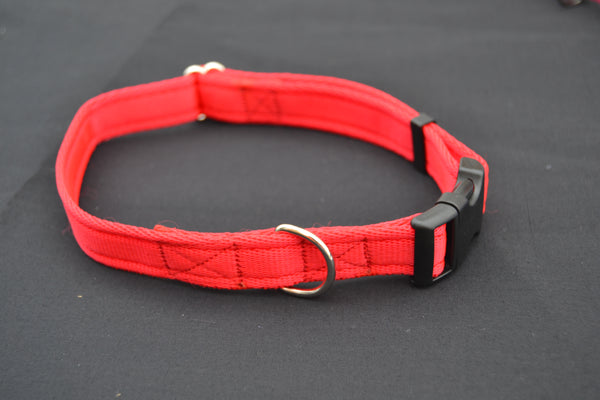 M 19mm Cushion Web Adjustable Clip Collar