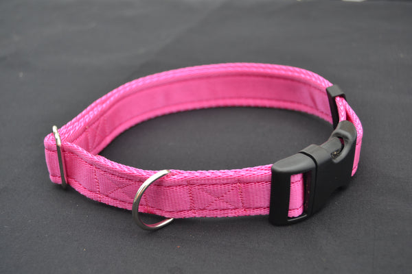 L 25mm Cushion Web Adjustable Clip Collar