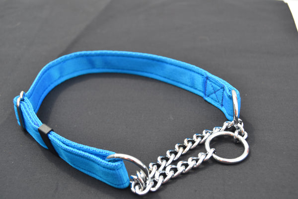 L 25mm Cushion Web Half Check  Collar