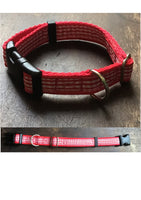 Gingham S 19mm Adjustable Clip Collar