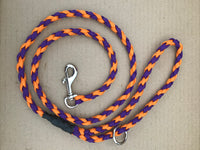 "45"" Paracord Dog Lead Multi Coloured"
