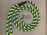 "60"" Paracord Dog Lead Multi Coloured"