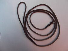"50"" Dog Show Slip Lead Single Strand"