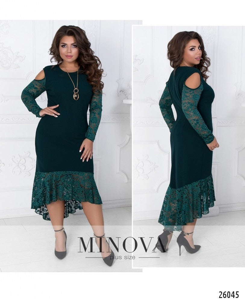 Christmas Lace Dress Bodycon Bandage Dress 5XL 6XL Plus Size Women ...