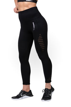 Grid Leggings