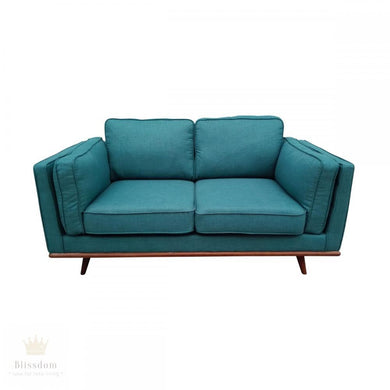 York 2 Seater Sofa - Teal