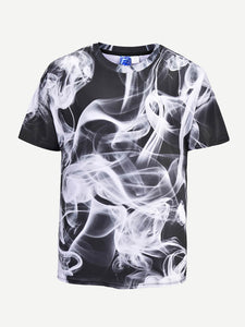 Smoke Fusion Tee - 2 Designs (4 Sizes)