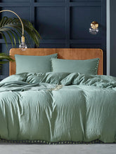 Classic Crush Bed Set (7 colours)