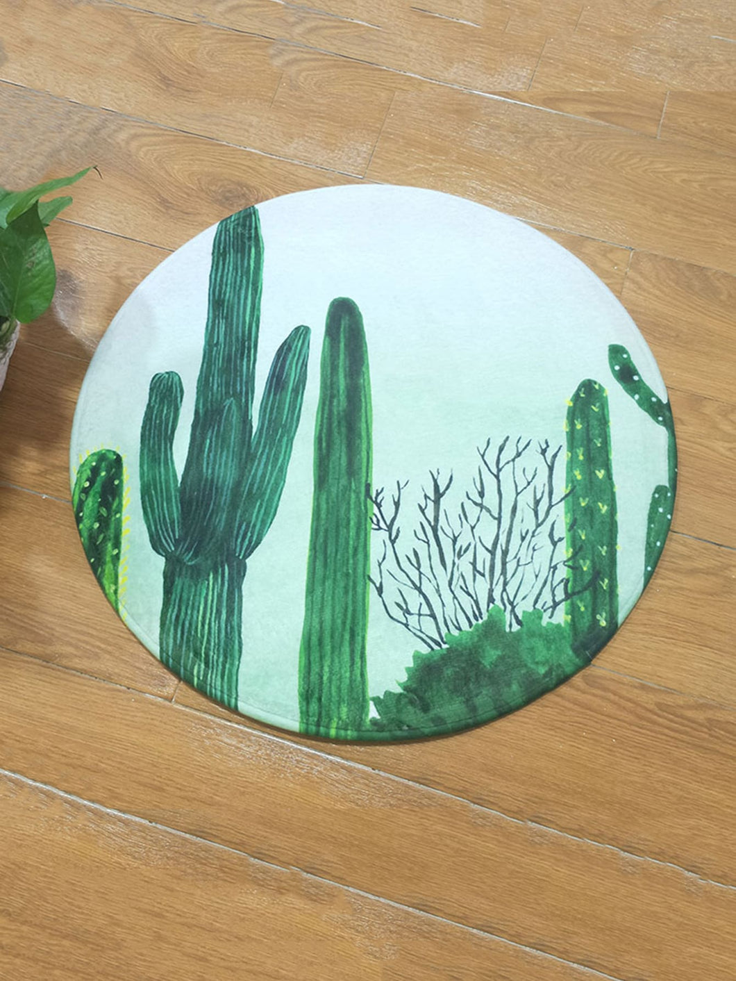 Arizona Round Floor Mat - 60cm