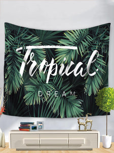 Tropical Dream Tapestry