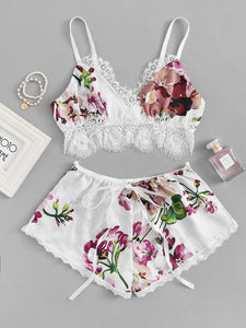 Bloom Cami & Shorts Set