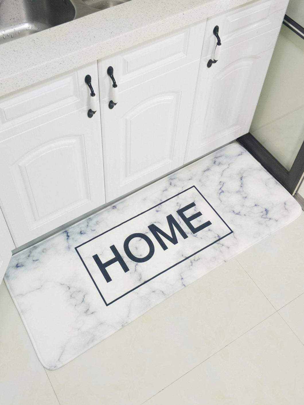 Marbleous Home Floor Mat