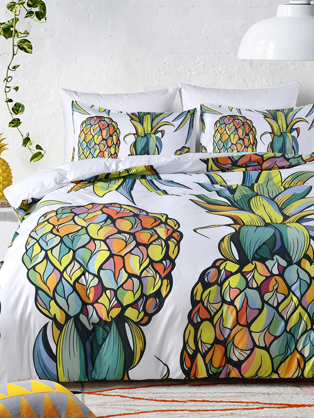Trop Pop & Drop Quilt Cover Set