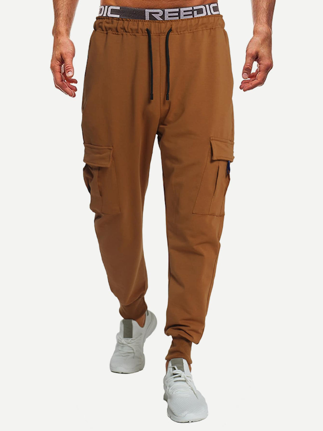 Ralph Sweatpants - Rust (4 Sizes)