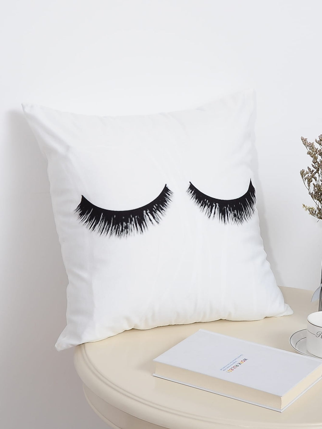 Eyelash Cushion Cover