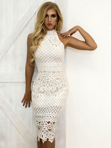 Tantra Lace Dress (4 Colours)