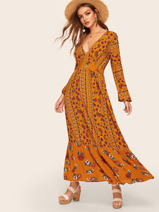 Festival Fields Dress