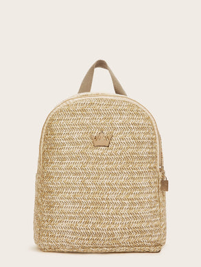 Organic Queen Woven Backpack