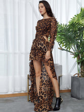 Safari Nights Cut-out Dress