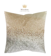 Sparkling Sand Cushion Cover