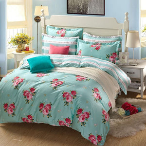 Romance in Venice Luxe Reversible Bedding Set
