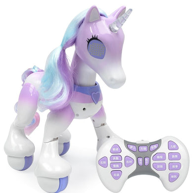 Interactive Smart Robot Unicorn or Pony