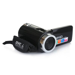 DVC Professional 4K HD Video Camera with Night Vision