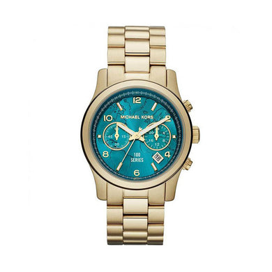 Michael Kors Women's Watch Hunger Stop Oversized 100 Series Watch