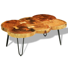 Sherman 6 Trunks Coffee Table - 90cm