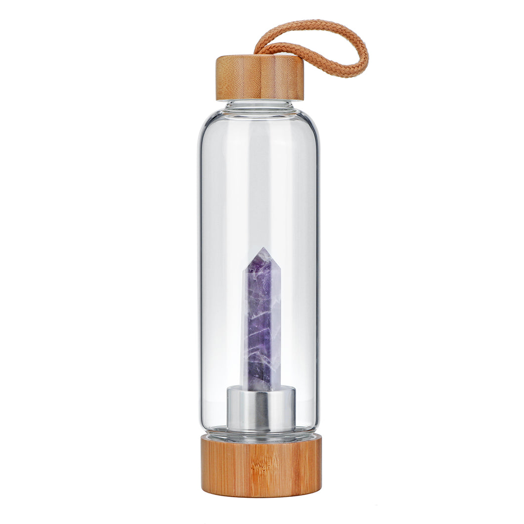 Crystal Infusion Water Bottle