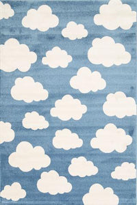 Cloud Land Rug - (4 Colours - 3 Sizes - Rectangle or Round)