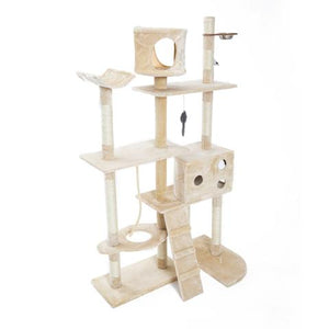 Danie Paw Mate Cat Tree Scratcher - 170cm (2 Colours)