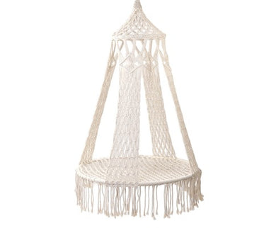 Hamptons Hanging Hammock Chair
