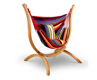 Jambia Hammock Chair with Stand