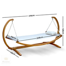 Gardeon Outdoor Swing Hammock Bed