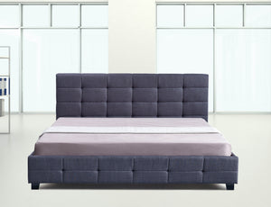 Phoenician Linen Lux Bed Frame - King Size (2 colours)