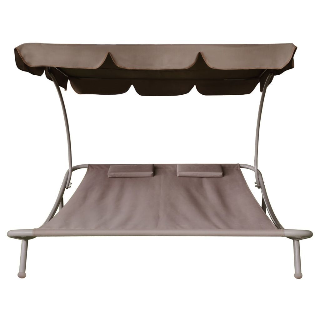 Deluxe Coco Outdoor Double Lounger