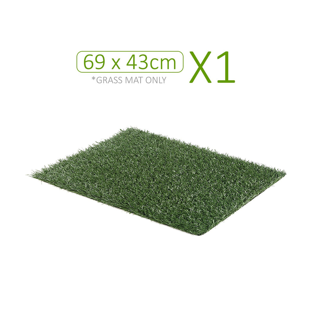 Next to Nature Grass Potty Training Pad - 1 x Grass Mat Only