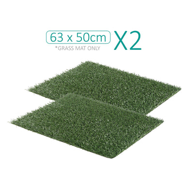 Next to Nature Grass Potty Training Pad - 2 x Grass Mats Only