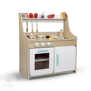 Wooden Kitchen Cook Set