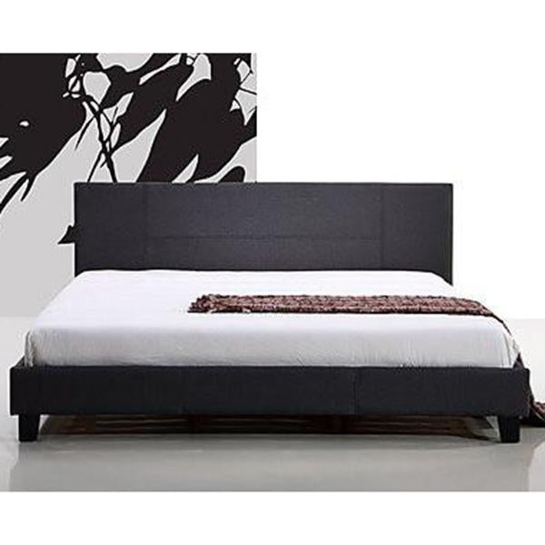 Piazza Linen Lux Bed Frame - 3 Sizes