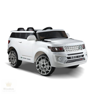 Range Rover Kids Electric Ride on Car - 2 Colours (Manual + Remote Control)